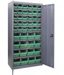 Dulap feronerie cu 16 cutii 700 si 30 cutii 70l(900x390x1800mm)