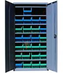 Dulap feronerie cu 28 cutii 700(900x390x1800mm)