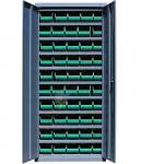 Dulap feronerie cu 50 cutii 701(800x300x1800mm)